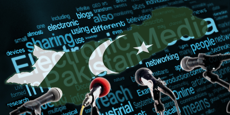 Electronic Media in Pakistan