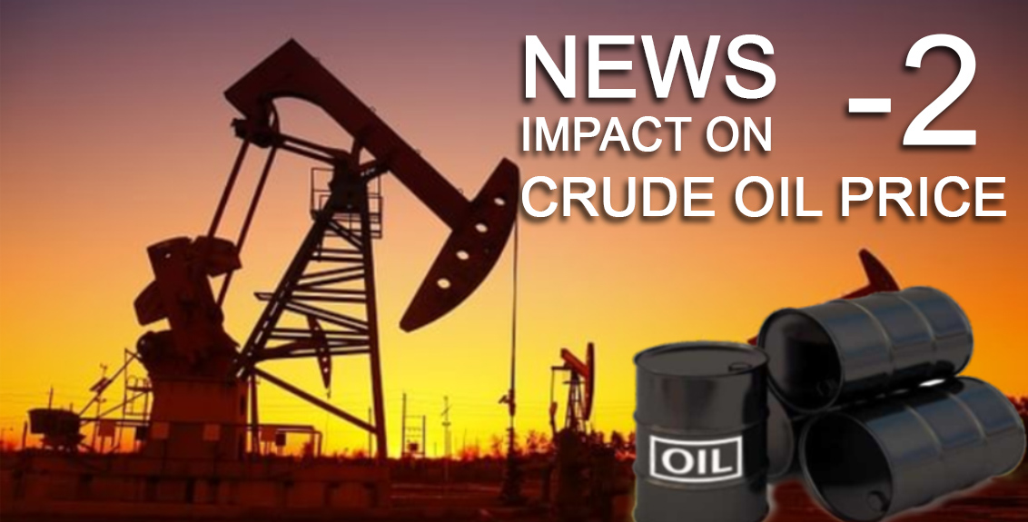 News on crude oil prices