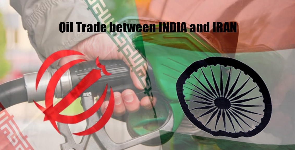 Oil Trade between India and Iran
