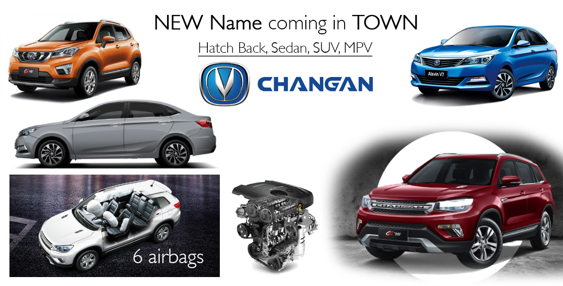 Chinese automaker Changan launches vehicles in Pakistan