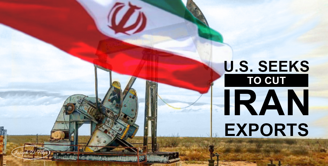 U.S. looks to cut Iran export