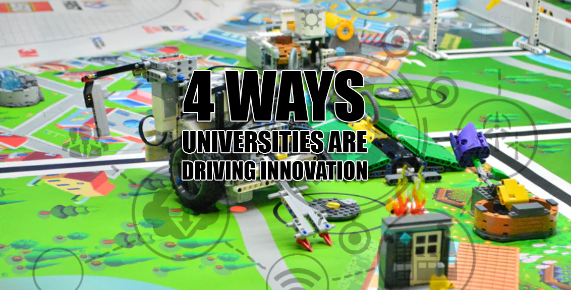 4 ways universities are driving innovation
