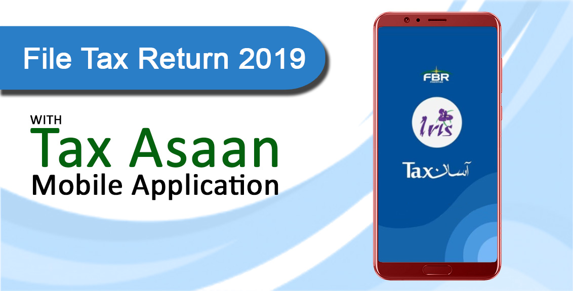 FBR Tax Asaan Mobile App