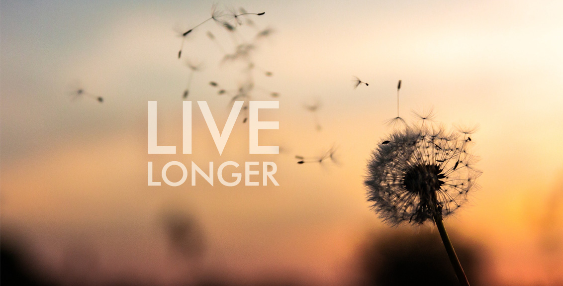 Poem why do you live longer