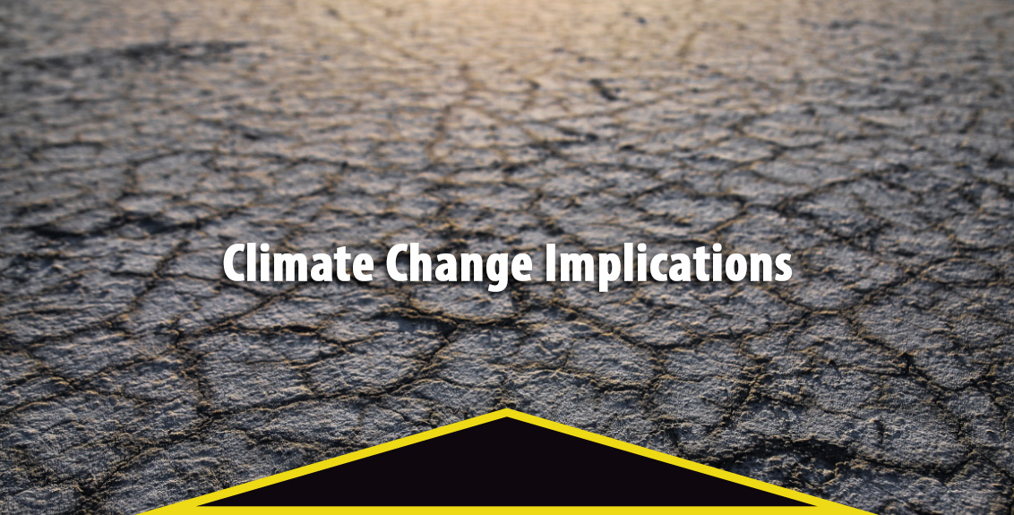 Climate Change Implications for Pakistan