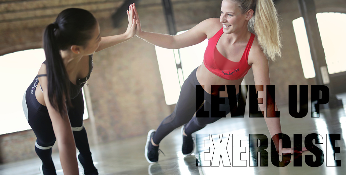 levelup exercises