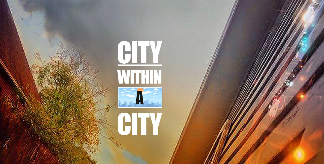 city within a city